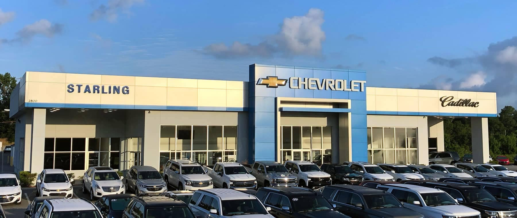 Starling Chevrolet We Re Your Premier Deland Chevy Dealers