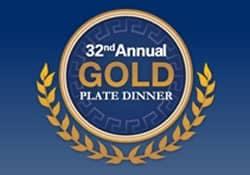 Gold-Plate-Dinner
