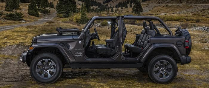 2018 Jeep Wrangler Unlimited Review