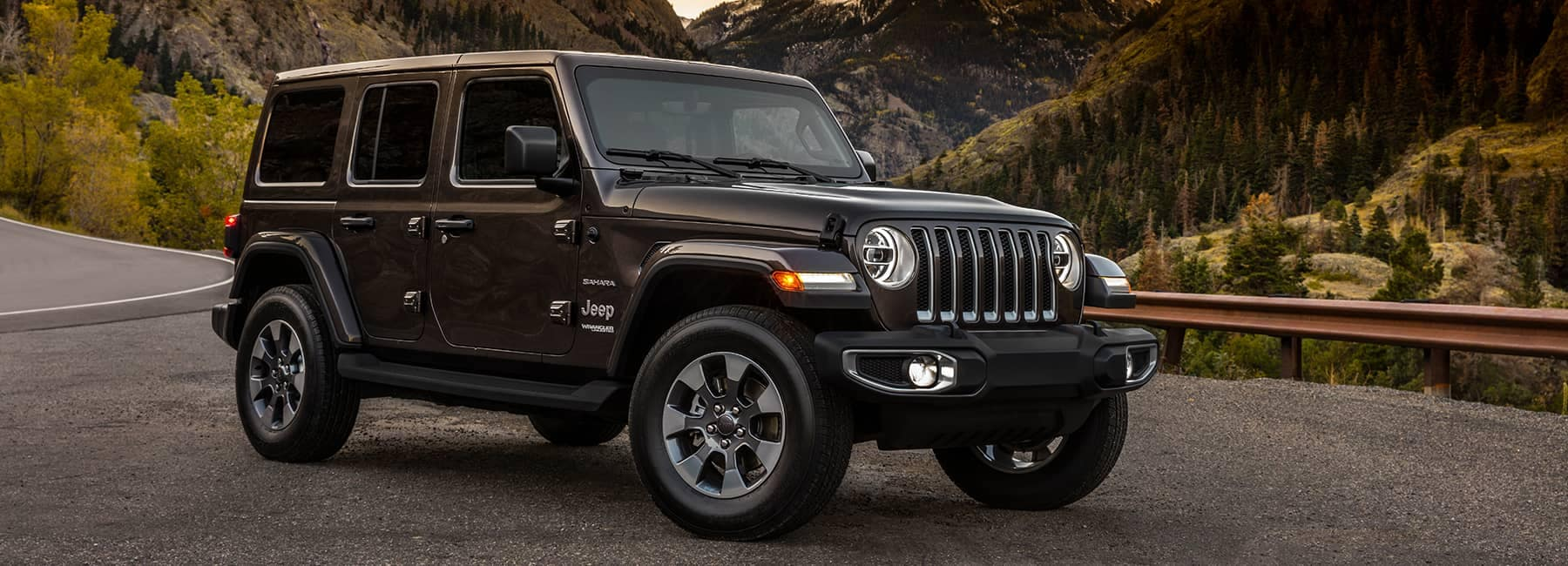Perfect Jeep Wrangler Trim Levels. 2018 Wrangler At Sunset