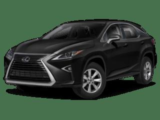 Black 2019 Lexus RX