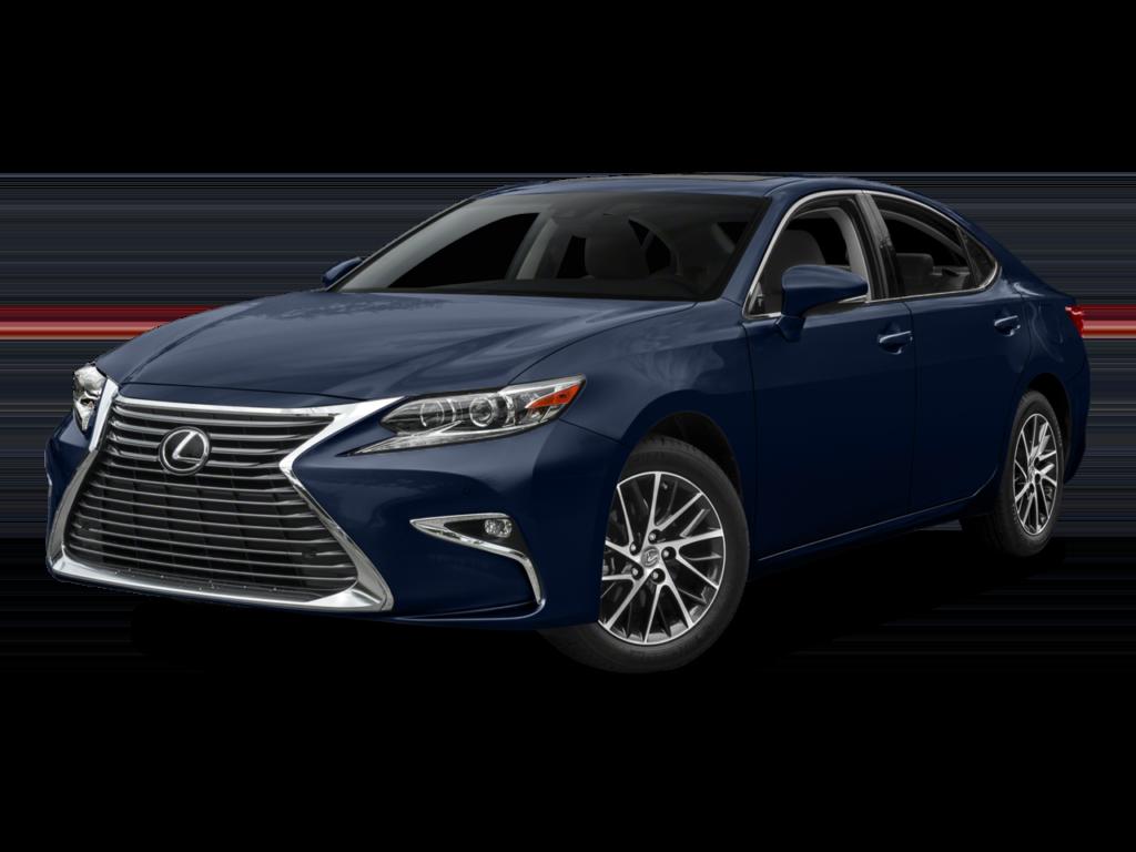 Blue 2019 Lexus ES