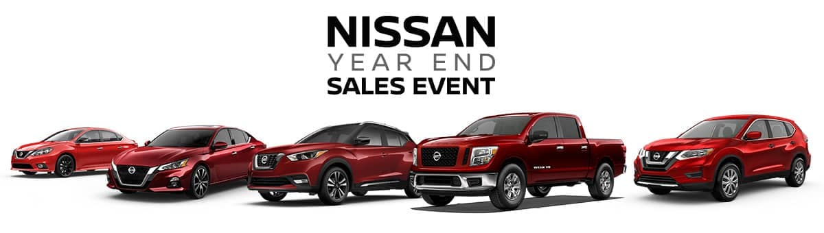 Nissan End of Year Car Deals