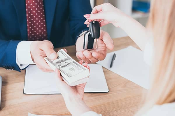 Cash and Keys Exchange