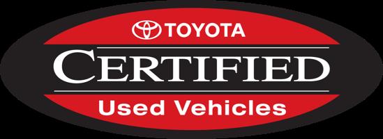 Toyota Certified Logo