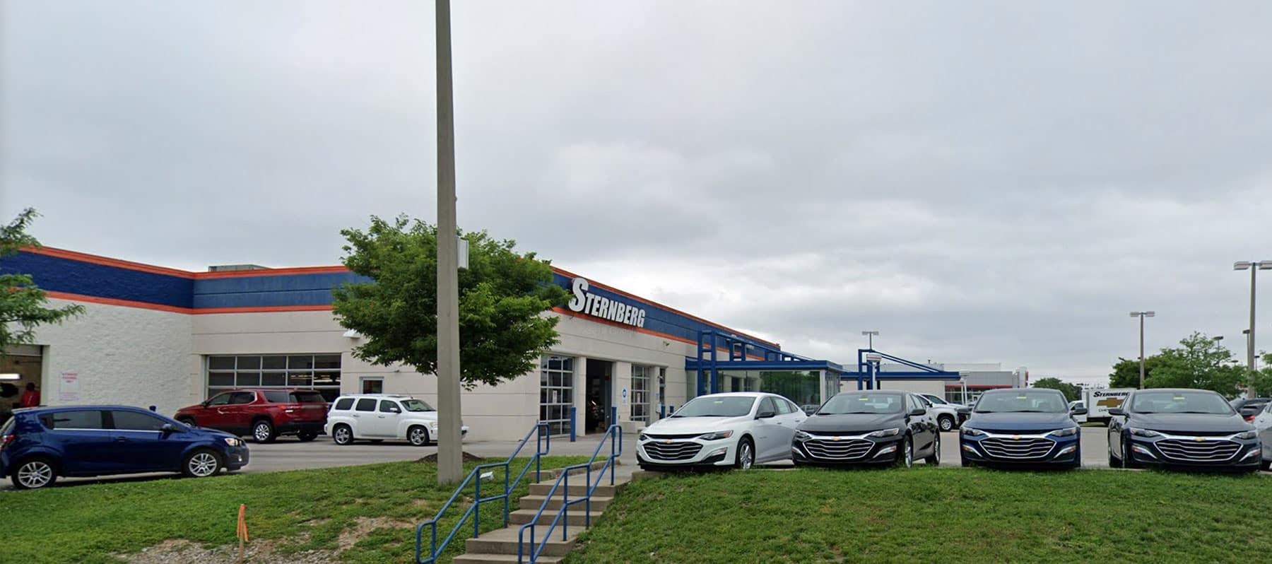 Sternberg Chevrolet Chevy Car Dealership In Louisville Ky