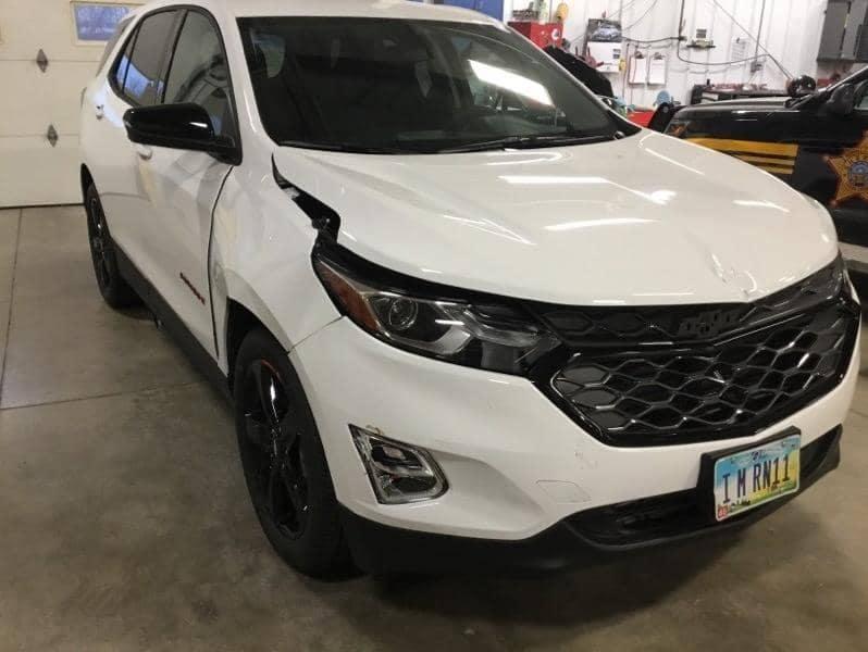 SUV 2 - before