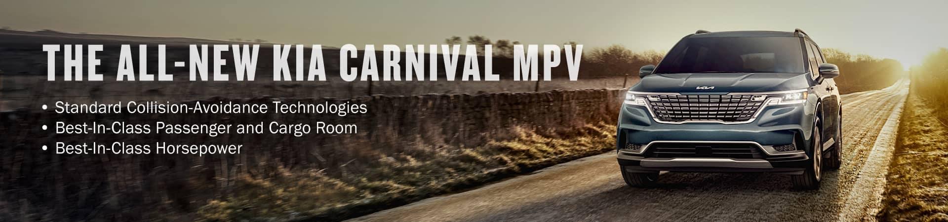 """""""The All-New Carnival MPV 202101"""""""