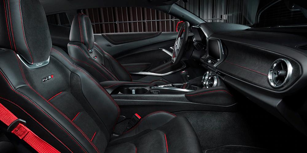 Camaro bucket seats