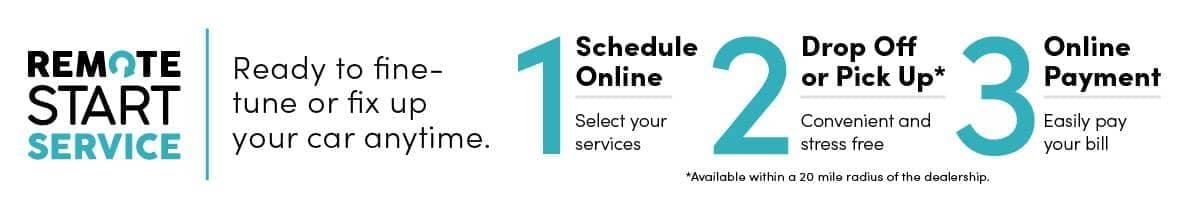 Remote Start Service