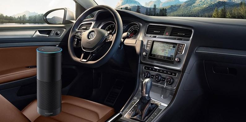Volkswagen Adds Amazon Alexa to its Vehicles