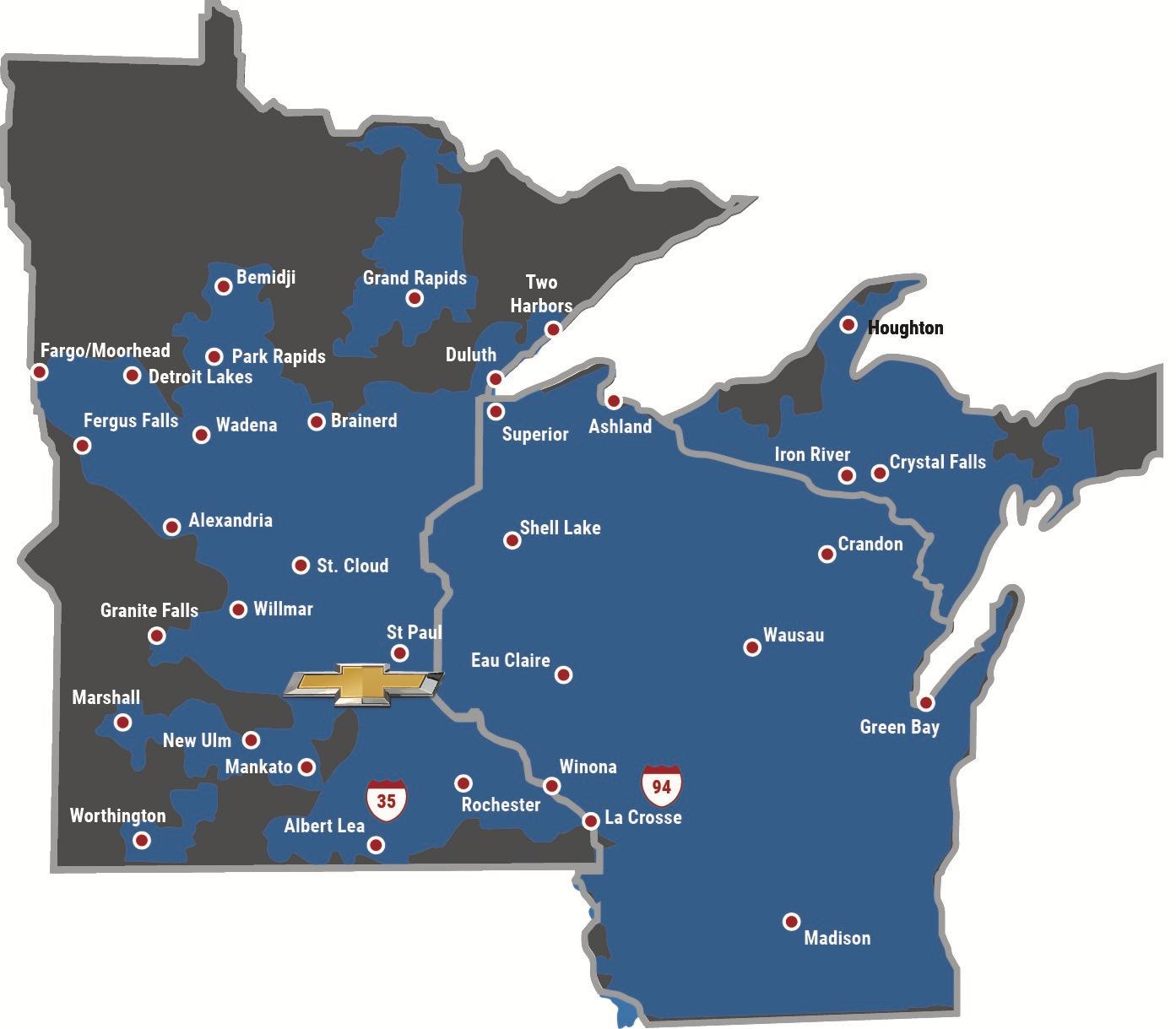 collision map