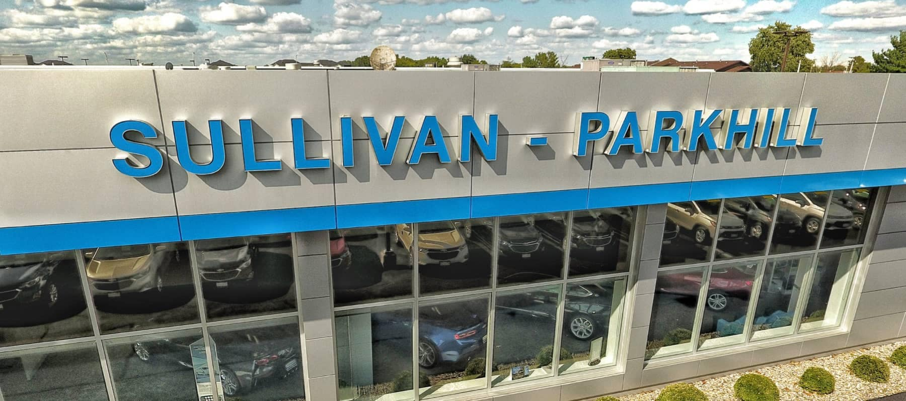 Sullivan-Parkhill Chevy Dealership