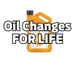 Oil Changes for Life logo