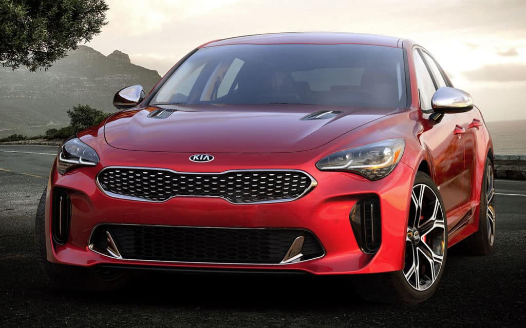 Kia Stinger Named To Autotrader S 2018 10 Best Car Interiors Under