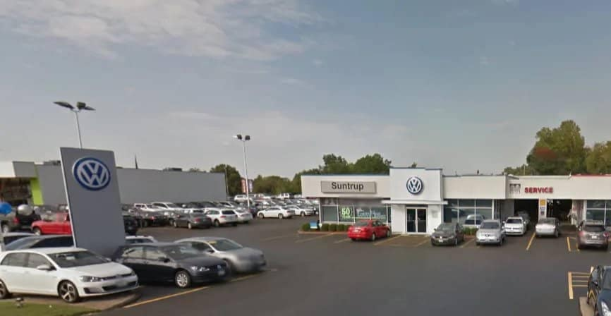 Suntrup VW Dealership