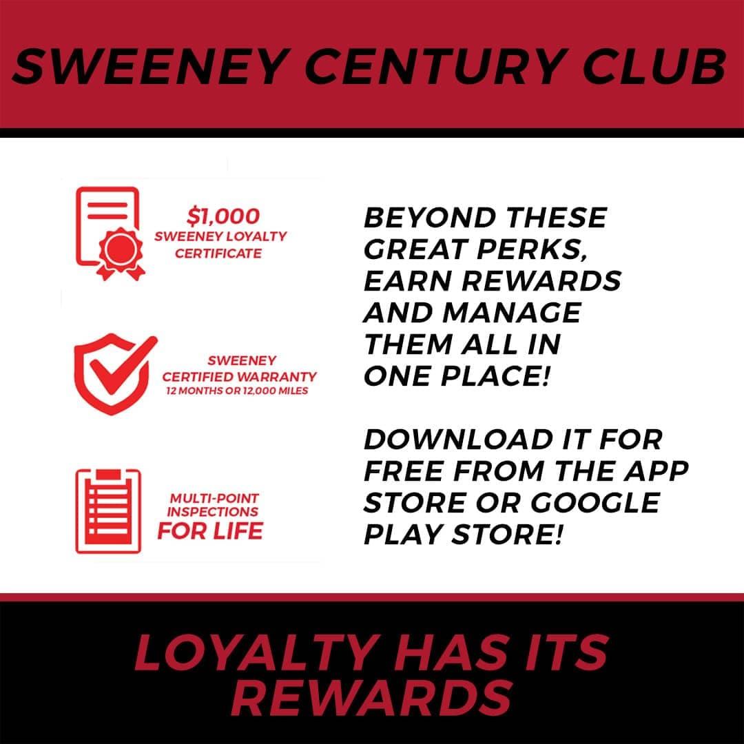 Sweeney Century Club