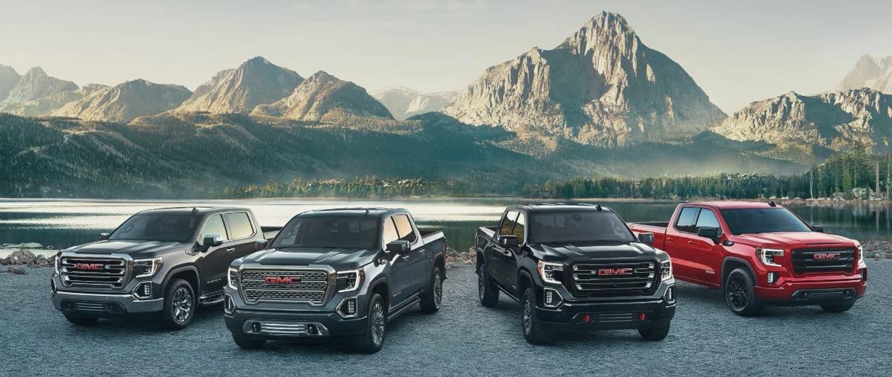Chevy GMC Buick Lineup