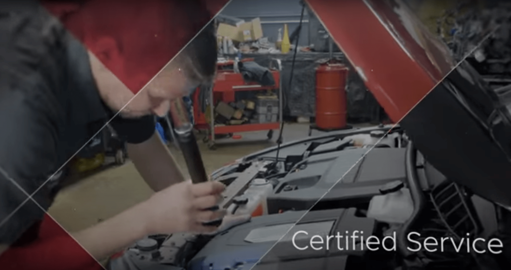 certified service video