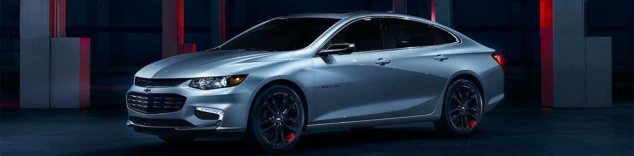 2018 Chevrolet Redline Series Vehicle