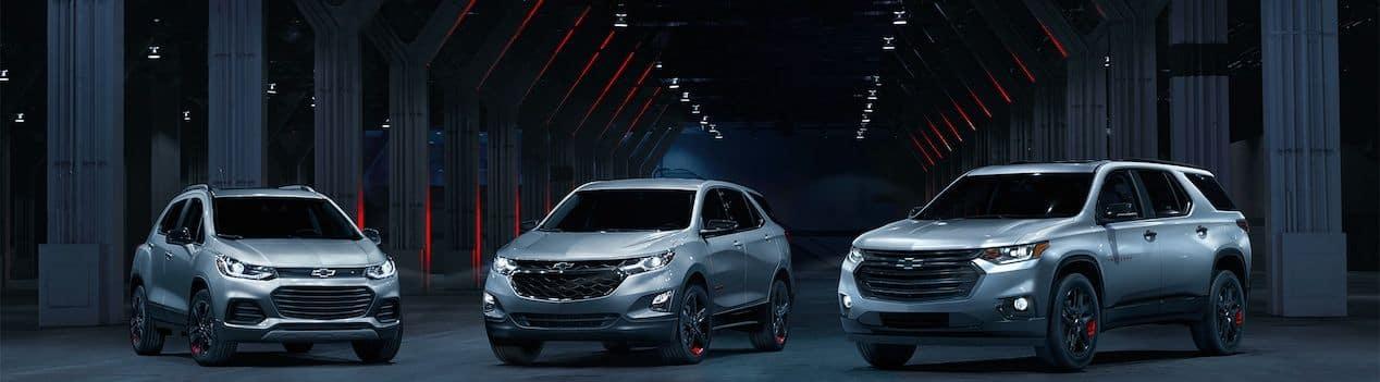 2018 Chevrolet Redline Series