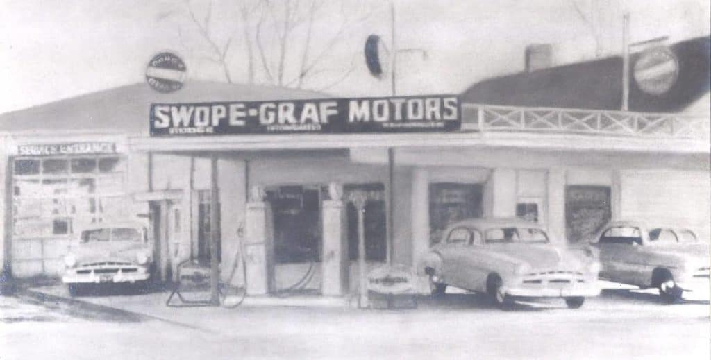 Original Swope Graf Motors