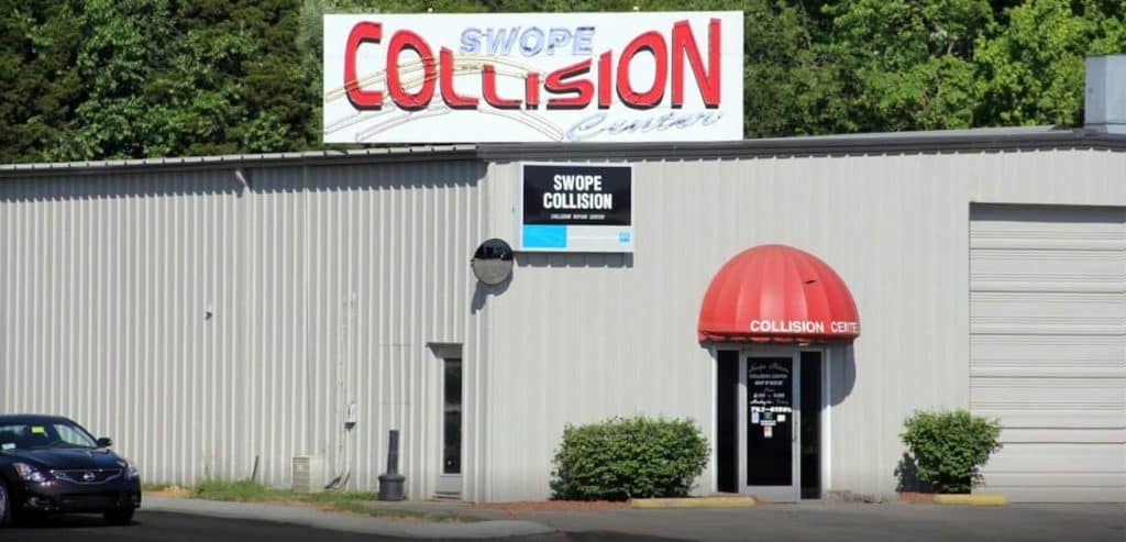 swope collision center