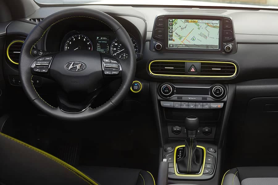 2019-Hyundai-Kona-Technology