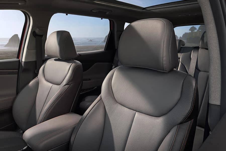2019-Hyundai-Santa-Fe-Interior