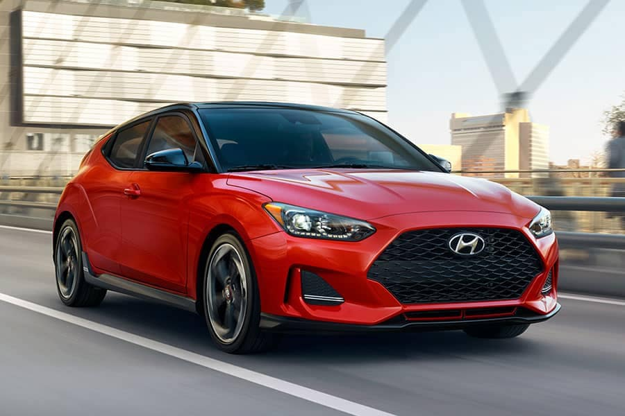 2019-Hyundai-Veloster-On-The-Road