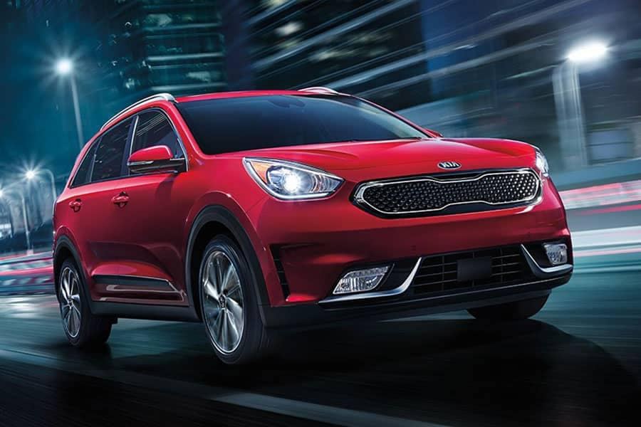 2019-Kia-Niro-on-the-Road
