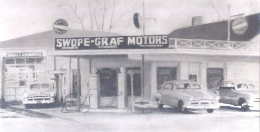 Original Swope Graf Motors