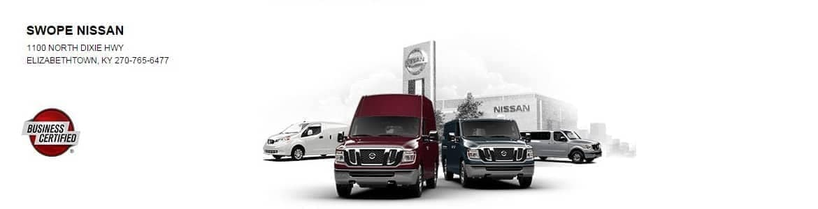 Swope Nissan Commercial