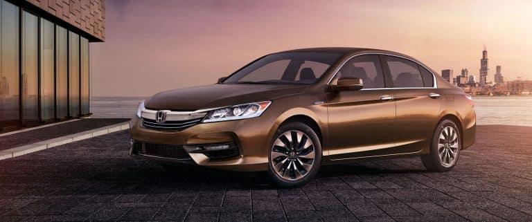 2017 Honda Hybrid Accord