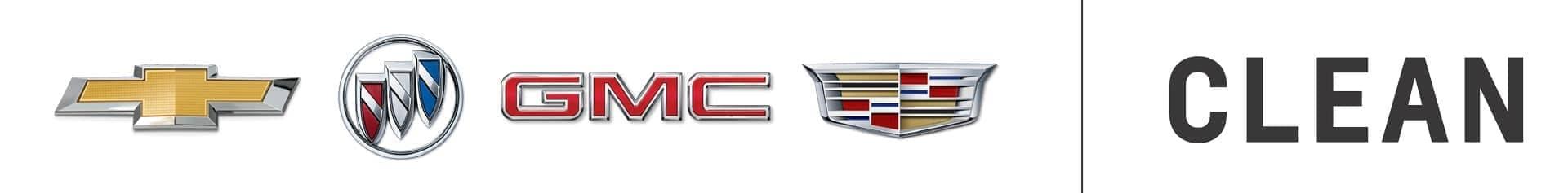 Chevrolet Buick GMC Cadillac Dealership Clean