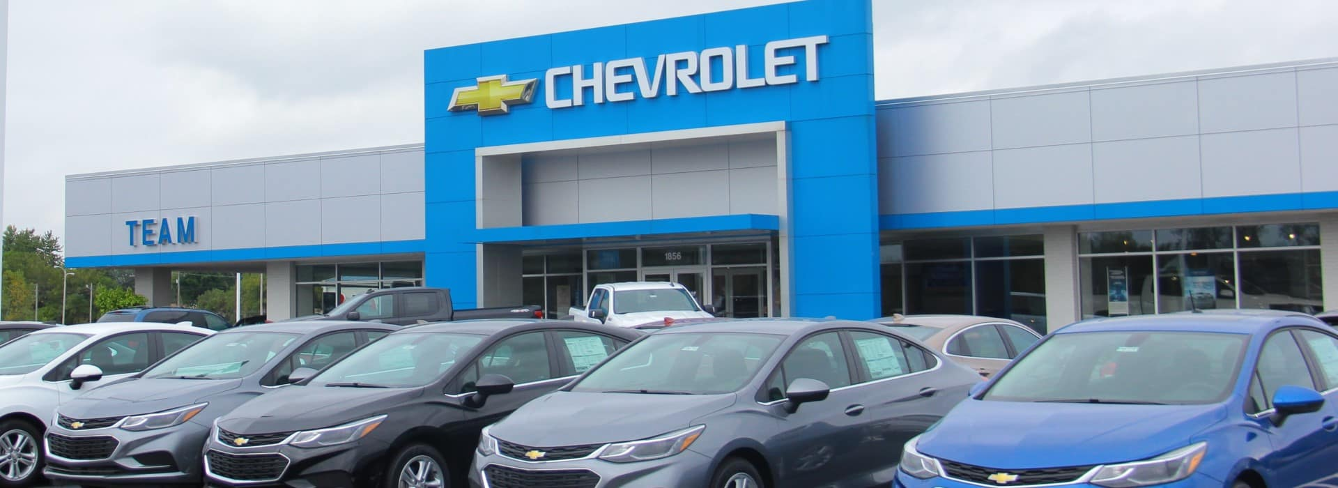 Team Chevy Store Front