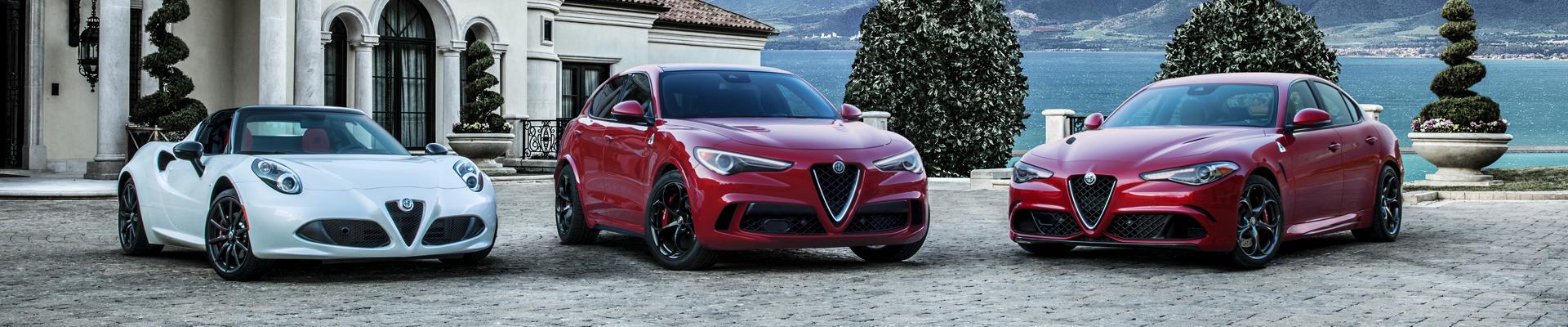 New Alfa Romeo Models | The Autobarn Alfa Romeo of Evanston