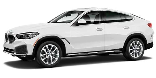 BMW X6 sDrive40i