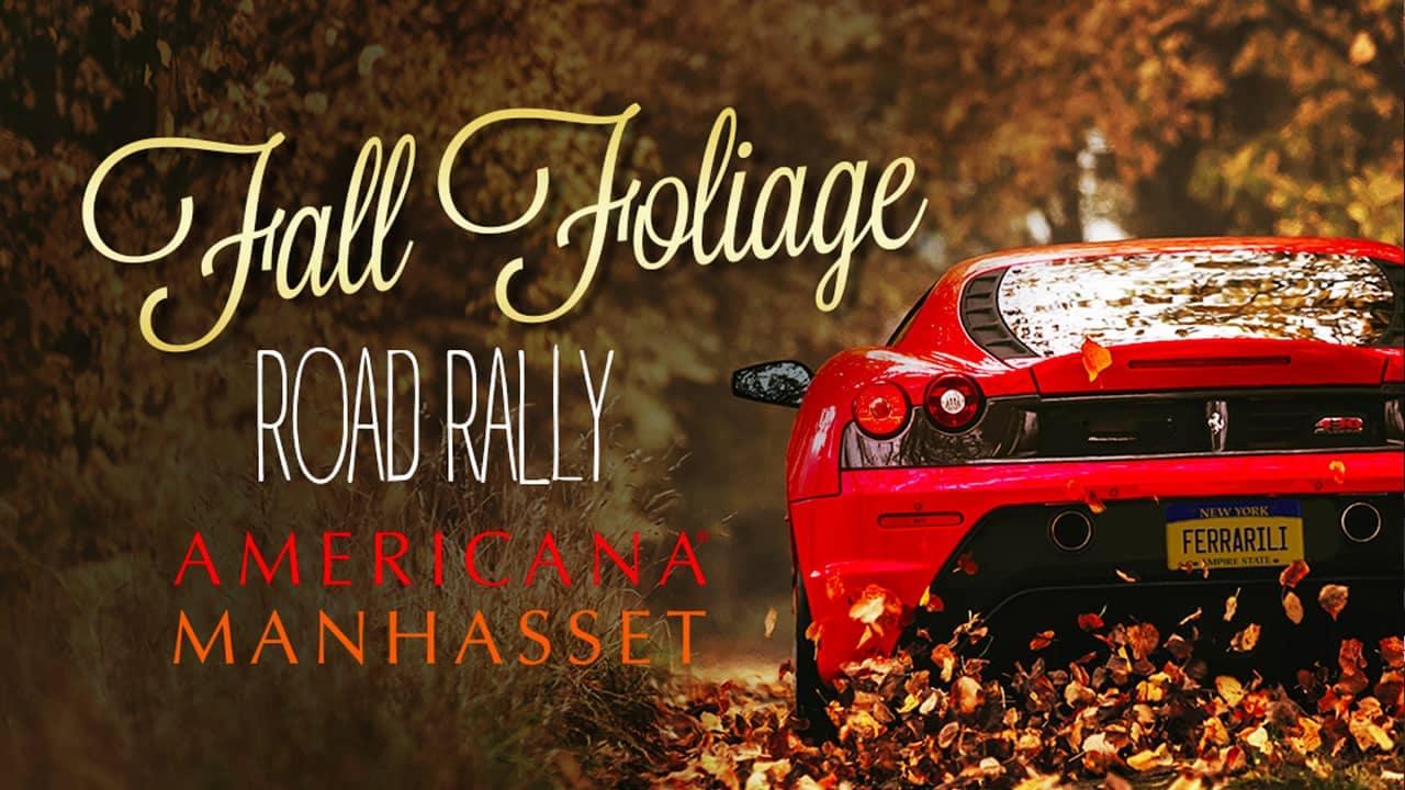 Fall Foliage Road Rally