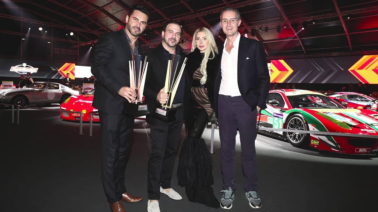 Ferrari Challenge North America Team Championship