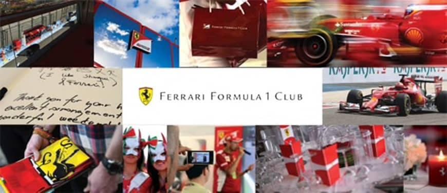 Ferrari Formula 1 Set