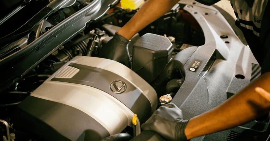 Lexus - Service Engine