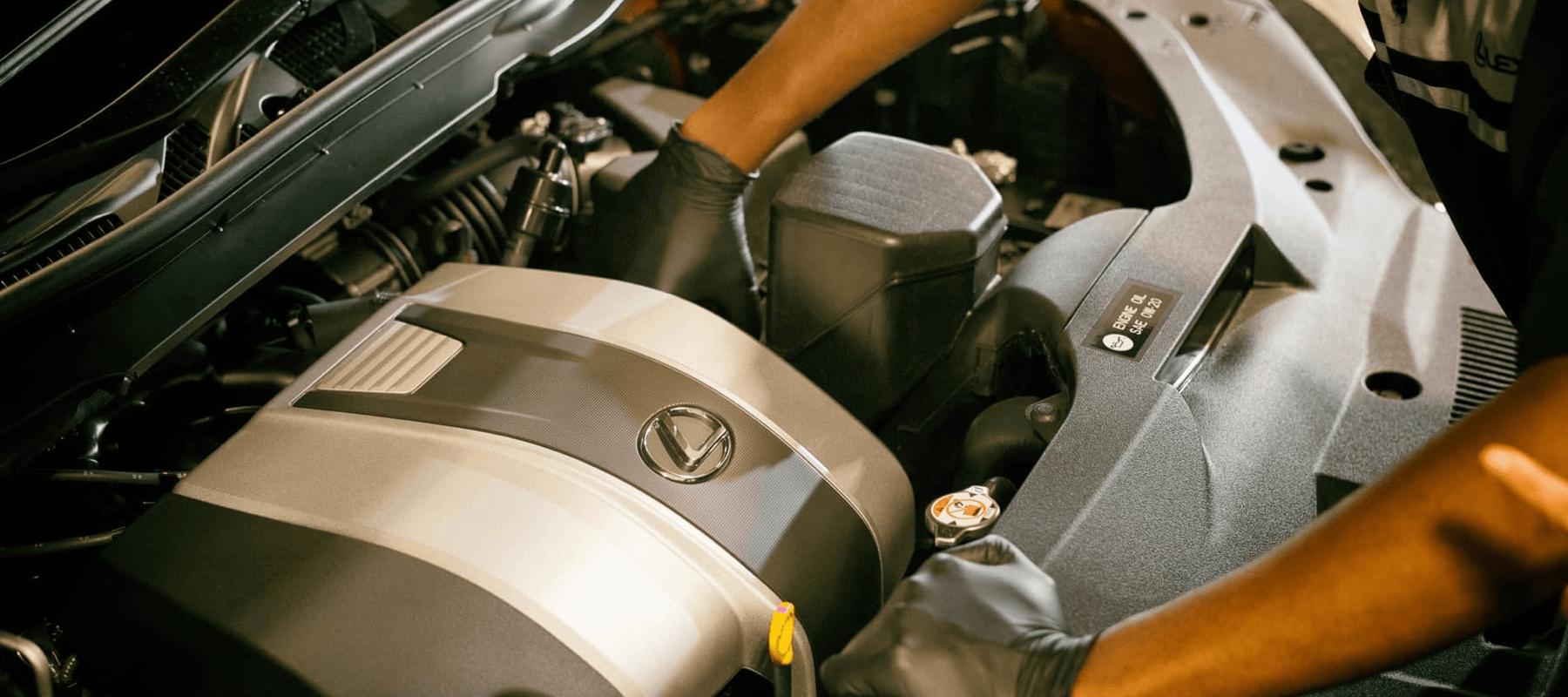 Lexus Service Engine