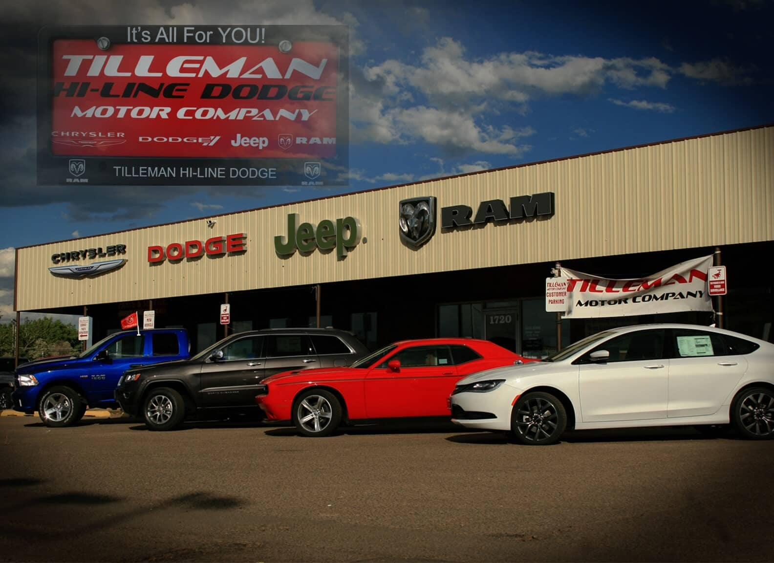 Tilleman Motor Company dealership