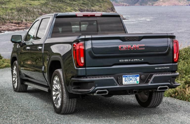 2019_GMC_Sierra_Denali_exterior_rear_o