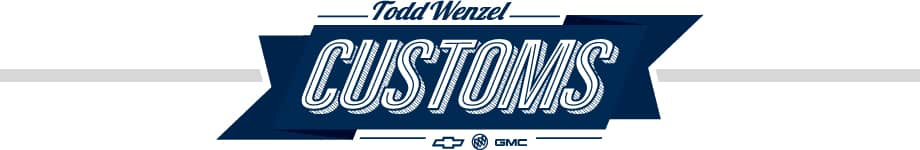 Todd Wenzel Customs Banner