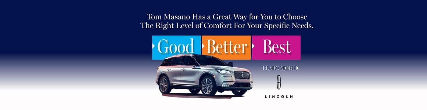 Good Better Best Lincoln Banner