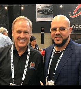 NASCAR racing legend Rusty Wallace