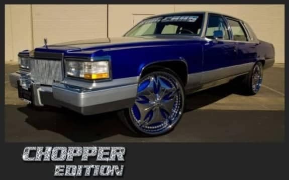 chopper edition classic