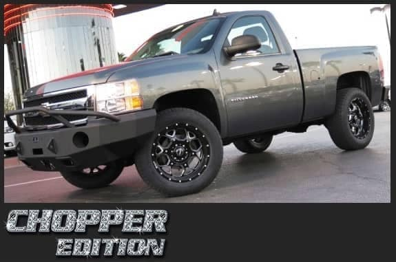 chopper edition truck